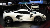 McLaren MP4-12C Terso by FAB Design live in Geneva 08.3.2012
