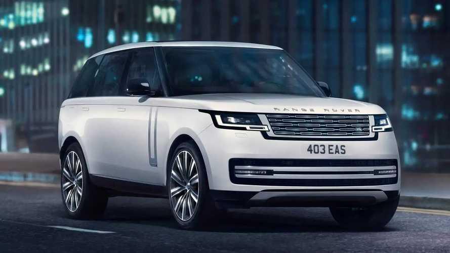 2024 Range Rover EV Could Run On Hydrogen