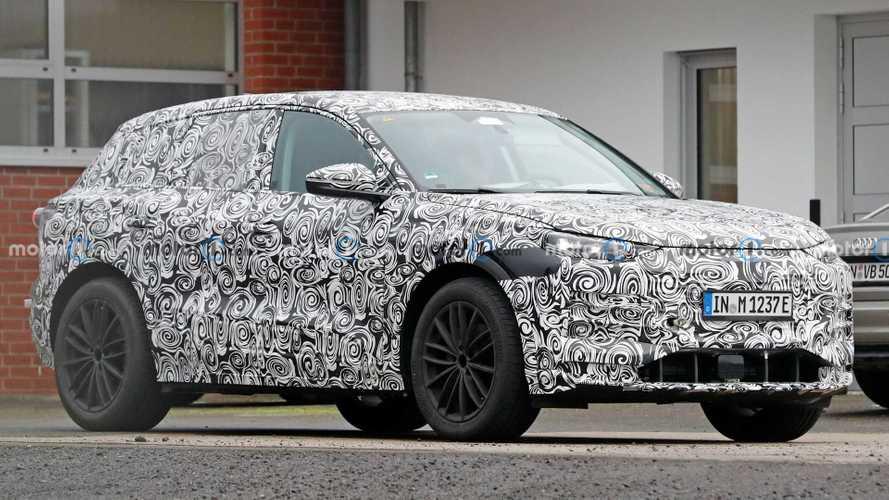 Audi Q6 e-tron, il crossover elettrico si avvicina