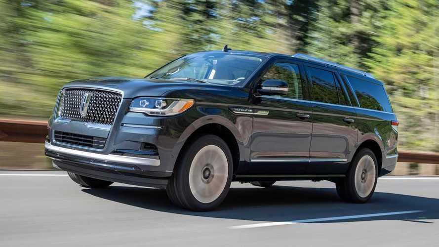 Lincoln Navigator 2022 Debut dengan Sederet Teknologi Segar