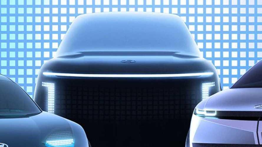 Hyundai Ioniq 7: Alles, was zu dem Elektro-SUV bisher bekannt ist