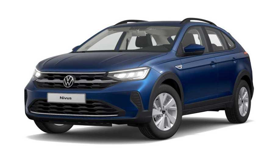 VW lança Nivus 2022 sem central multimídia a partir de R$ 104.060