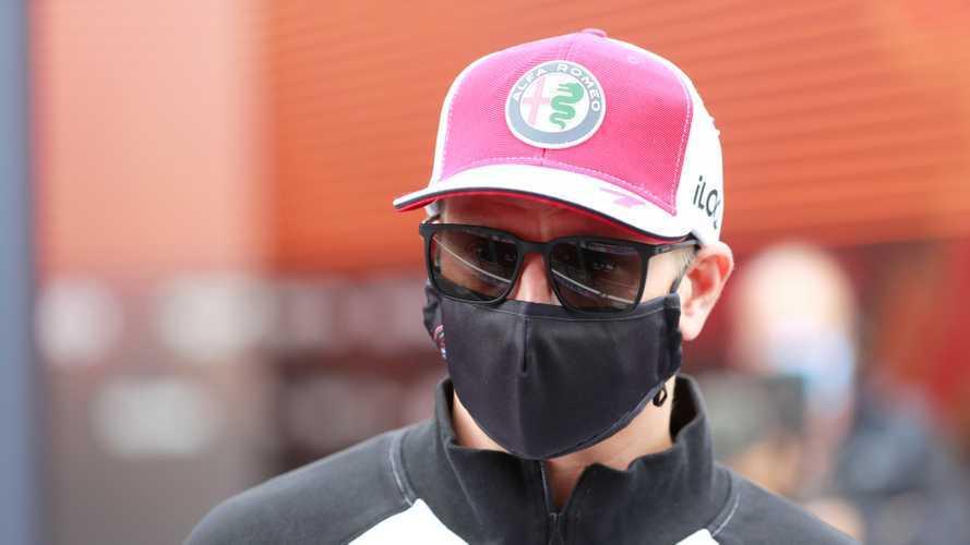 Kubica to make F1 return as Raikkonen tests COVID positive