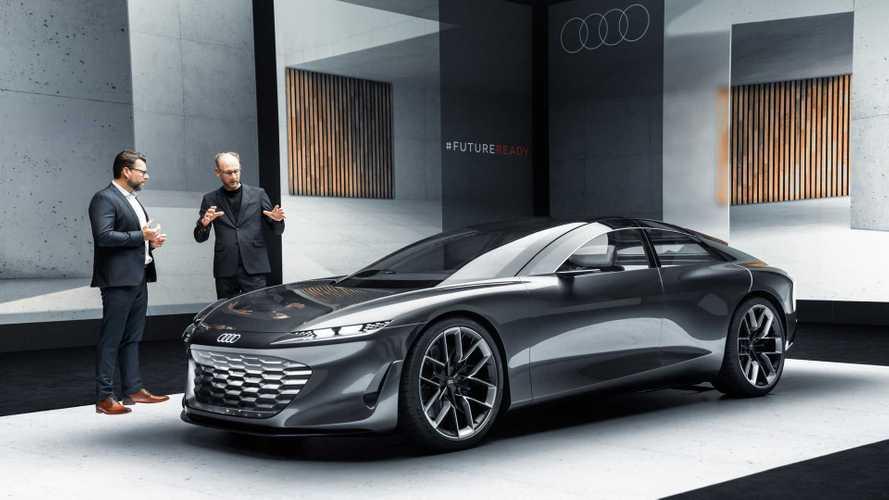 Audi Grandsphere Concept: Ausblick auf den nächsten A8?