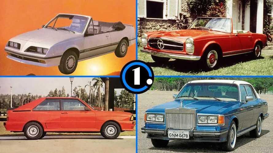 """O jeitinho brasileiro de ter um """"carro importado"""" nos anos 80"""