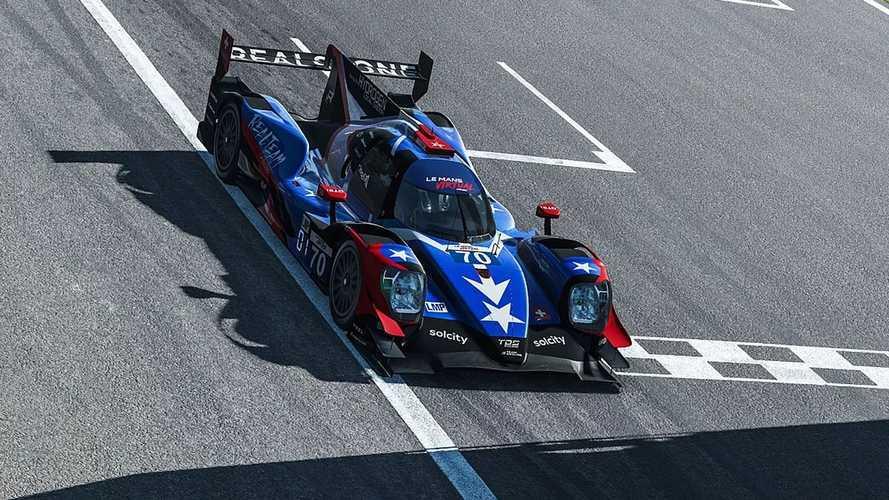 El Realteam Hydrogen Redline y Porsche ganan la primera ronda de las Le Mans Virtual Series en Monza