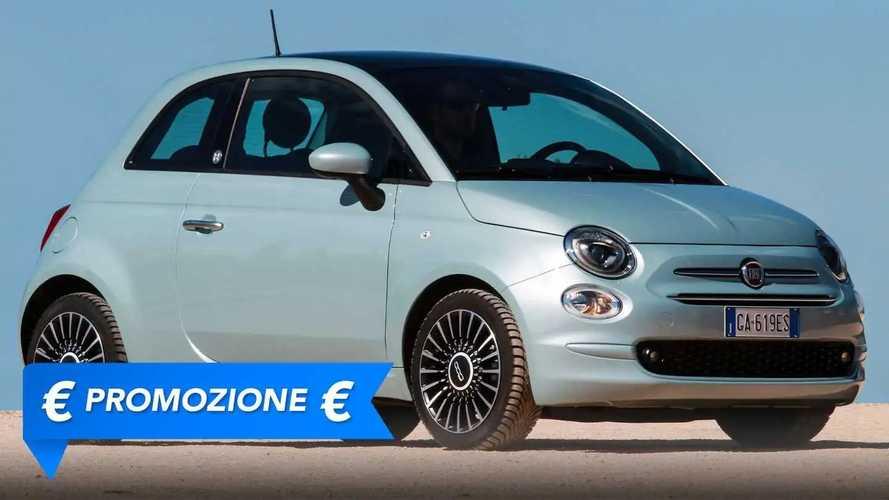 Promozione Fiat 500 Hybrid, perché conviene e perché no