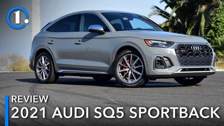 2021 Audi SQ5 Sportback Review: Not Much Soul In This 'S'
