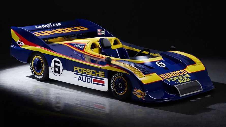 Este espectacular Porsche 917/30 Junior se subastará en agosto