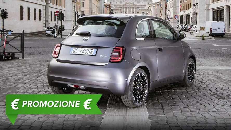 Promozione Fiat 500 Action, perché conviene e perché no