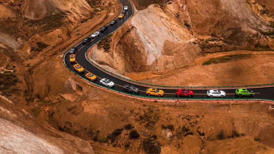 Lamborghini Experience Ride
