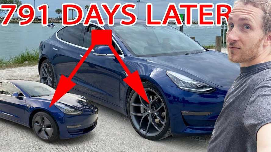 Tesla Model 3: Truth About Everything After 2 Years Of Ownership