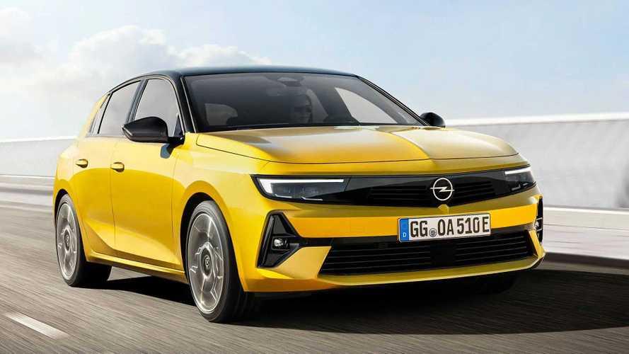 Premiere: Der Opel Astra L (2021) fährt in eine neue Ära