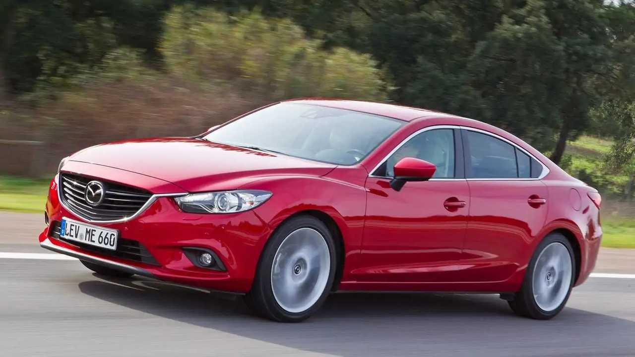 Mazda 6 (seit 2012)