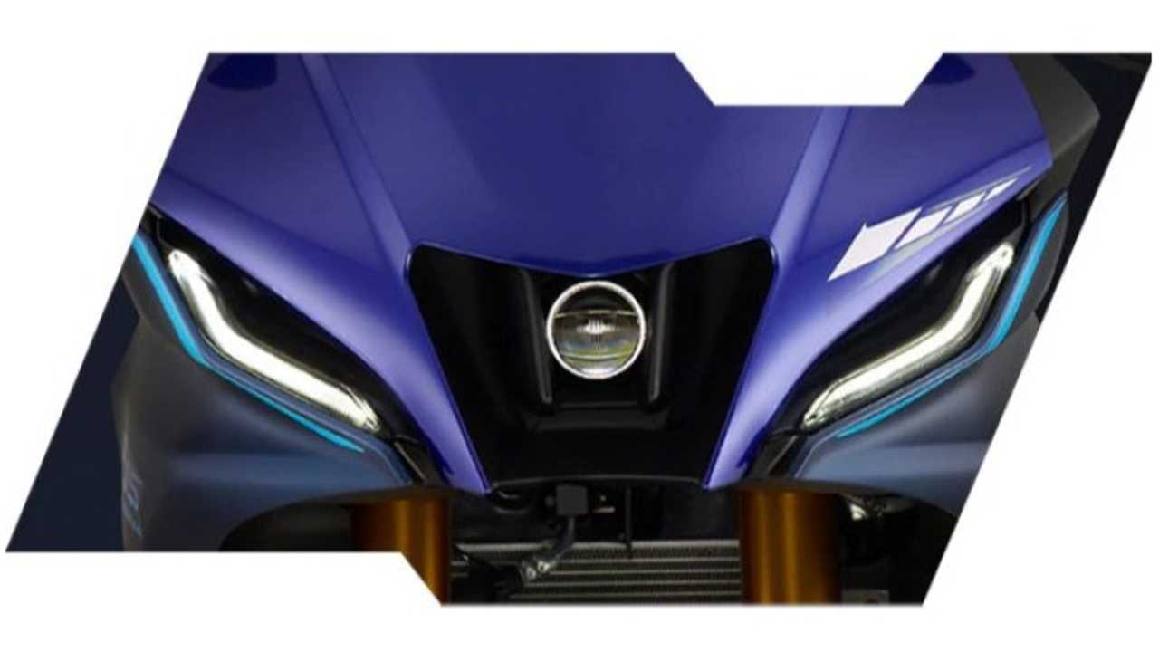 Yamaha Pulls The Covers Off Its Newest R15M Baby Sportbike