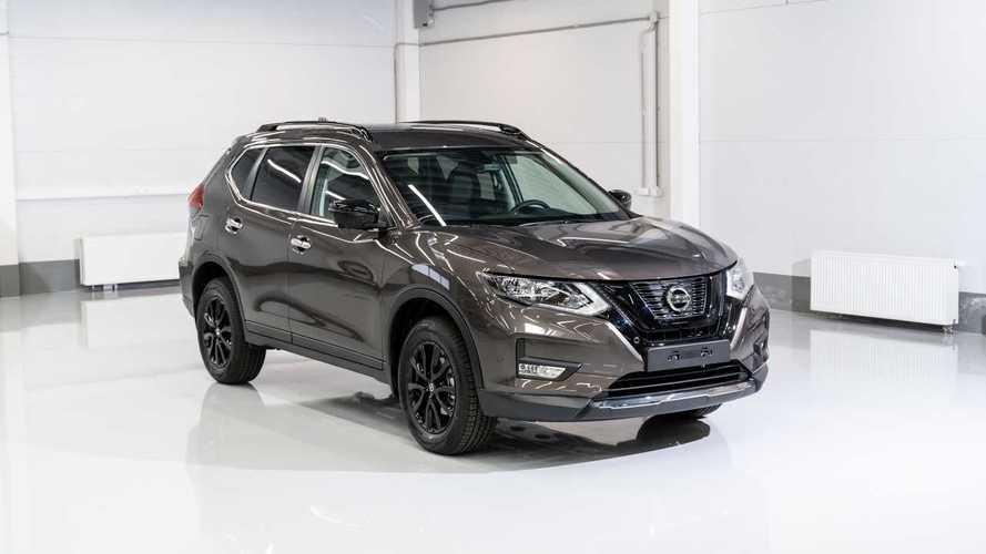 Nissan Qashqai и X-Trail в версии N-Design