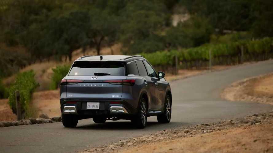 2022 Infiniti QX60: First Drive