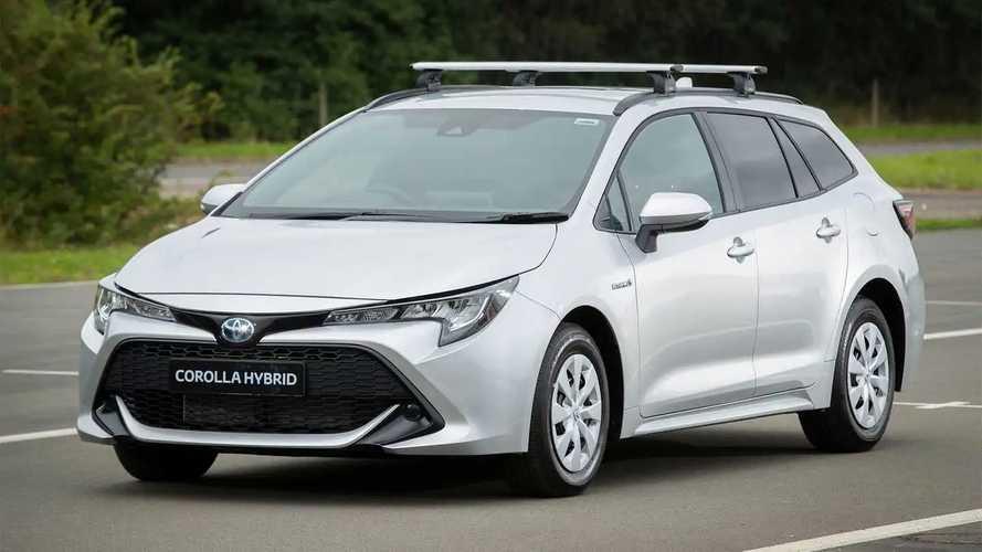 New Toyota Corolla van to cost £22k when it arrives next summer