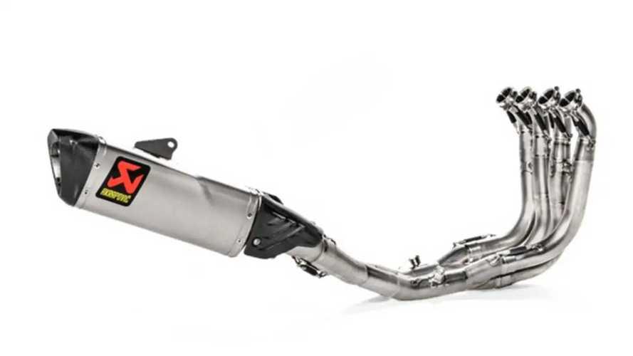 Akrapovic Siapkan Knalpot untuk BMW S 1000 R 2021