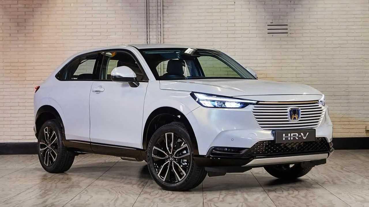 Honda HR-V e:HEV 2022 el nuevo SUV híbrido que llegará en febrero