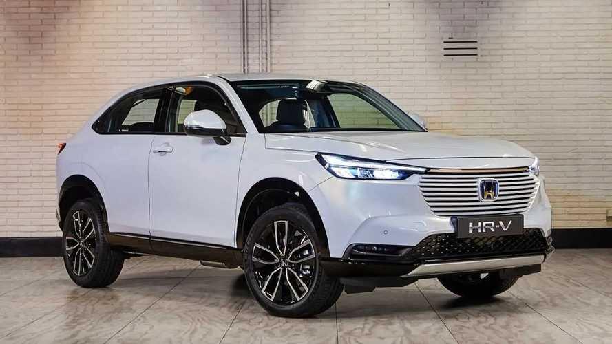 Honda HR-V e:HEV 2022, así es el nuevo SUV híbrido oriental