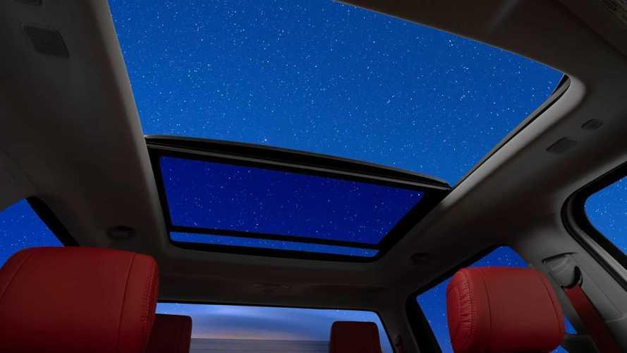 У новой Toyota Tundra будет раздвижное заднее стекло