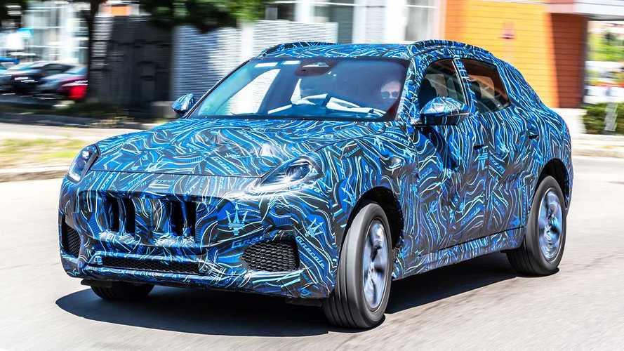Maserati Grecale: la crisi dei chip fa slittare il SUV a primavera