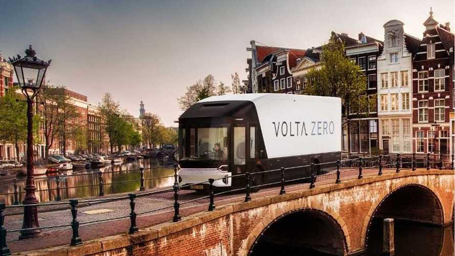 Volta Trucks, il veicolo elettrico Zero presentato in Olanda