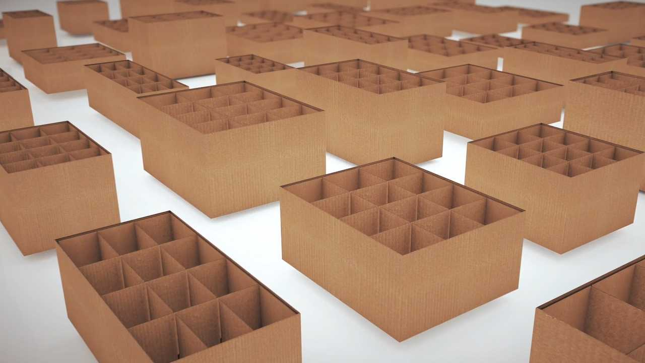 P2Packaging Reusable Box