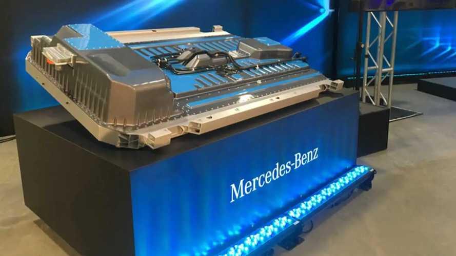 A Mercedes akkumulátor-bizniszbe kezd