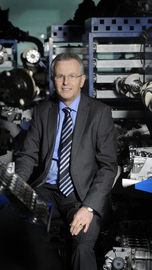 Volvo reveals new diesel engine architecture and eight-speed auto, due this fall