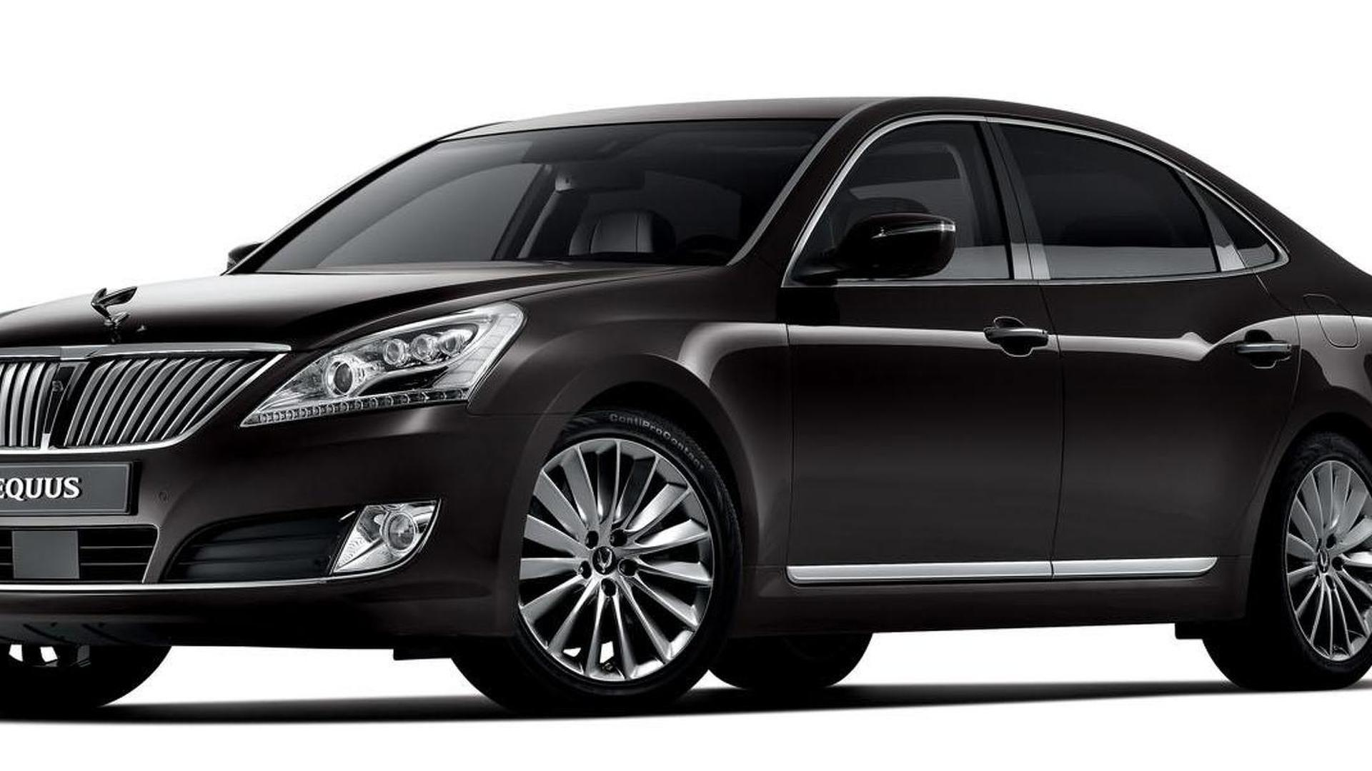 Research 2012                   HYUNDAI Equus pictures, prices and reviews