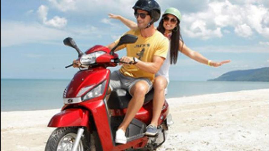 Mahindra entra in Peugeot Motocycles