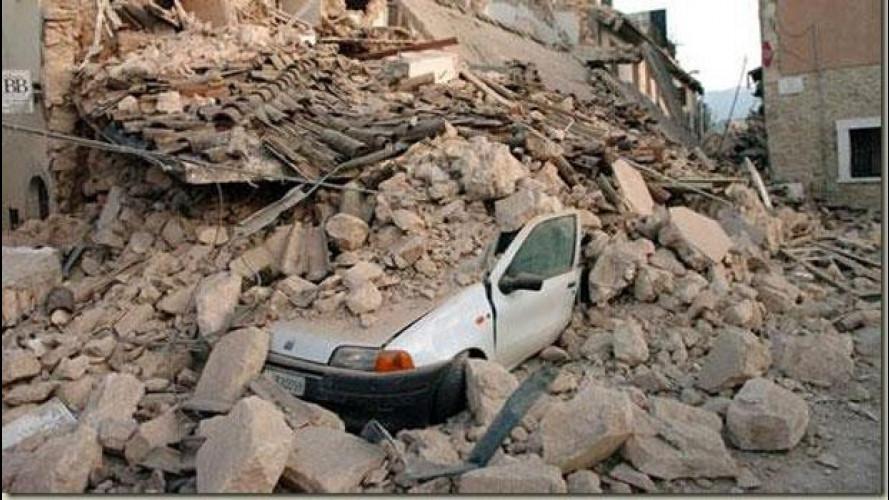 [Copertina] - Terremoto, difficilissimo ottenere il rimborso per i danni all'auto