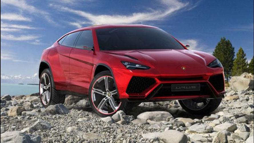 La Lamborghini più venduta sarà la Urus