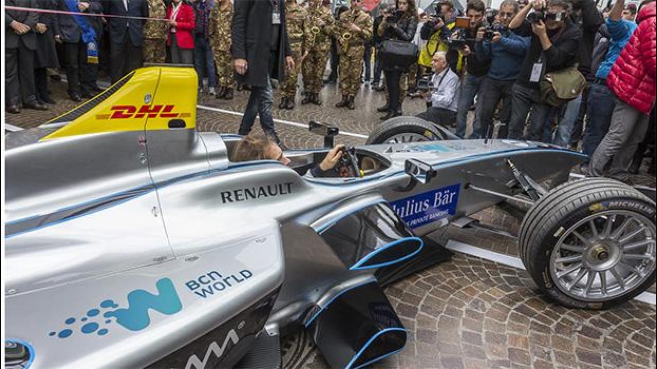 [Copertina] - Il Motor Show riparte in Formula E [VIDEO]