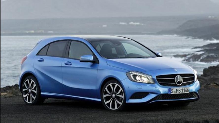 Nuova Mercedes Classe A: motori CDI e cambio 7G-DCT in primo piano