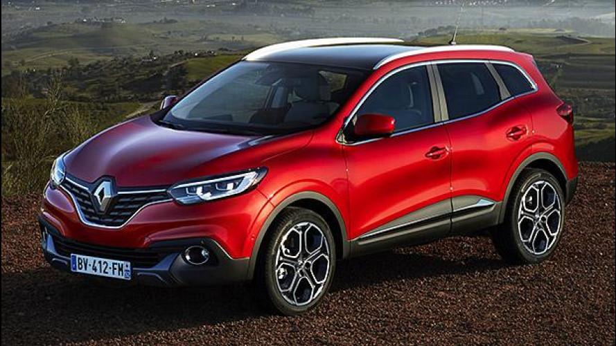 "Renault Kadjar, il crossover francese ""mondiale"""
