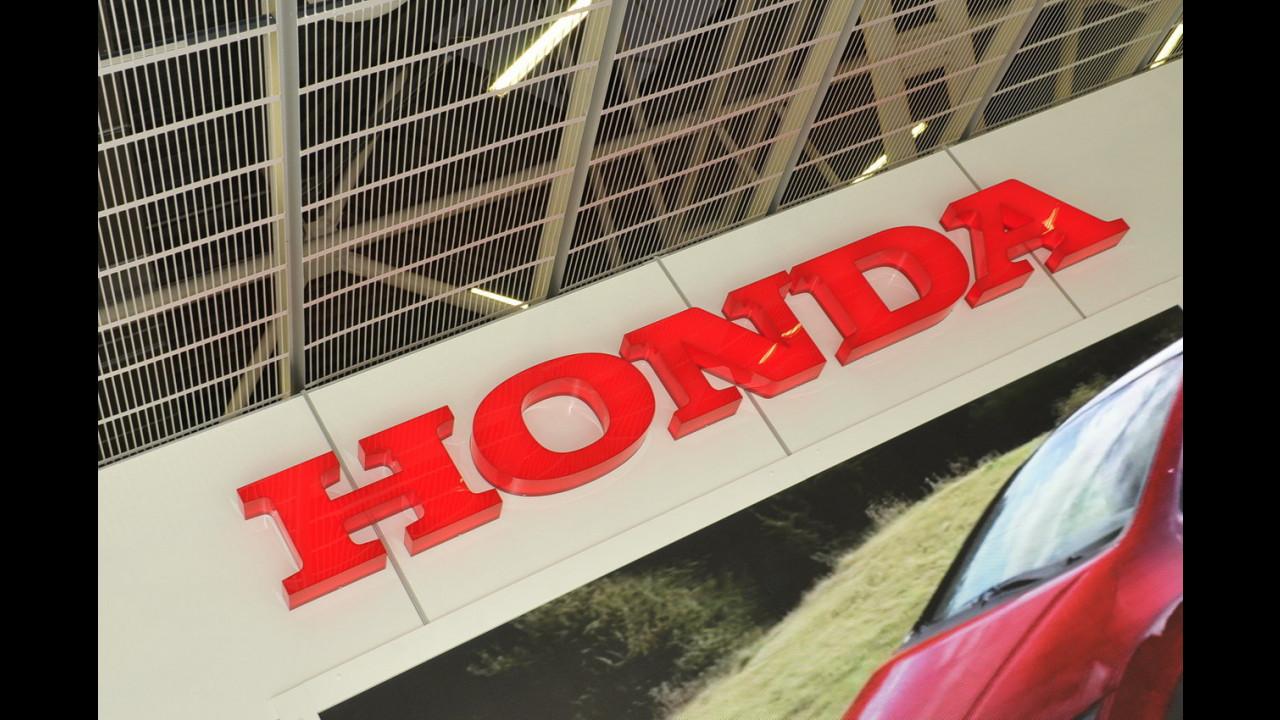 Honda al Motor Show di Bologna 2011