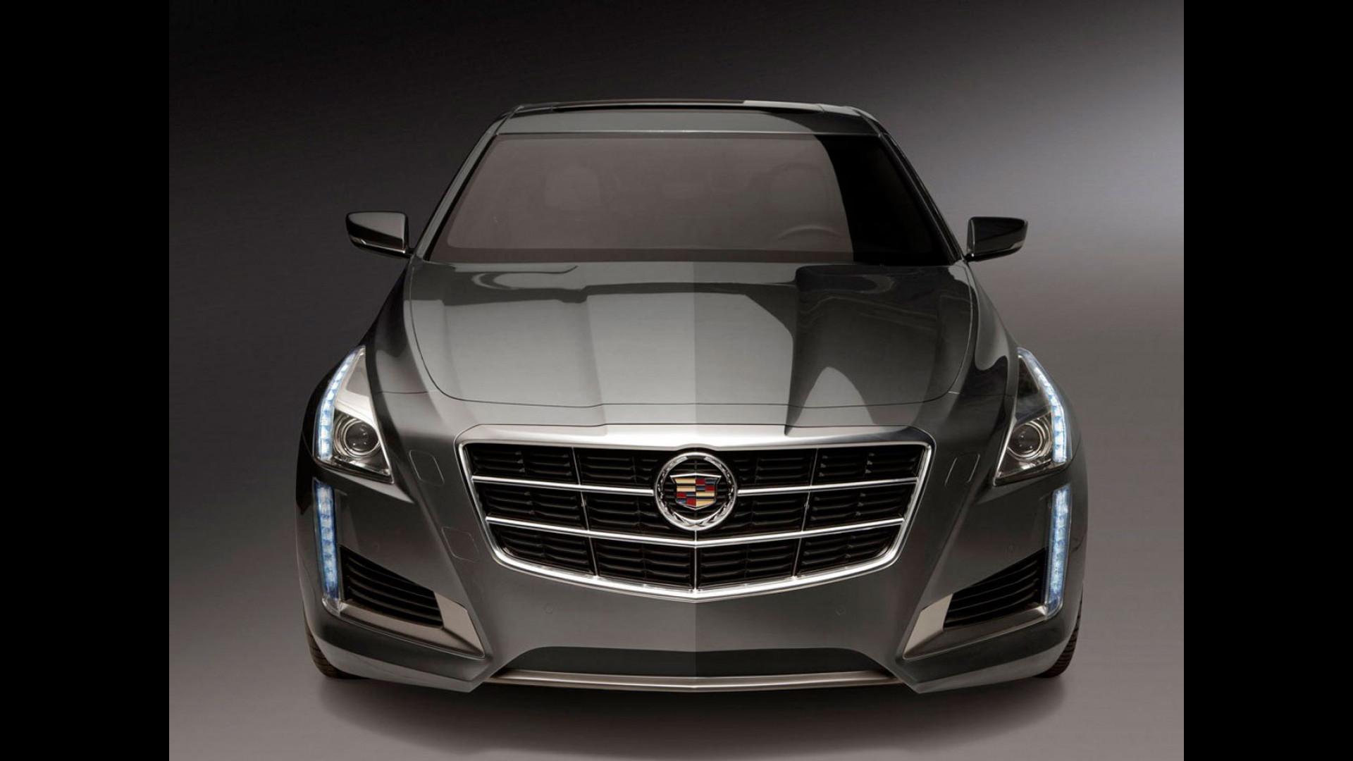 Cadillac Abbatte Il Turbo Lag Con Due Turbine E Tubazioni Piu