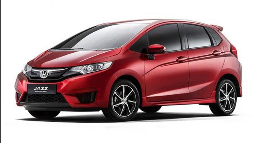 Nuova Honda Jazz, la terza è più grande