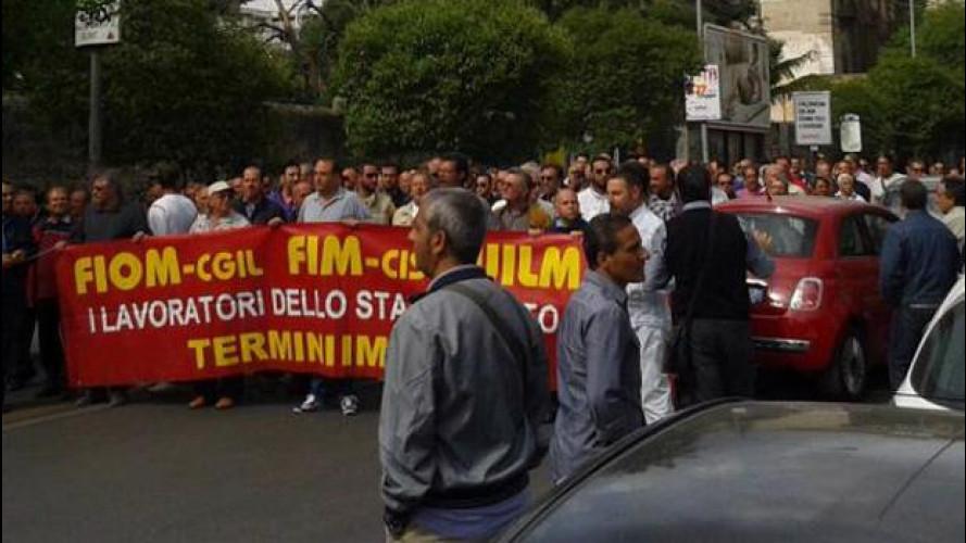 DR Motor a Termini Imerese: il 4 giugno incontro Di Risio-Passera