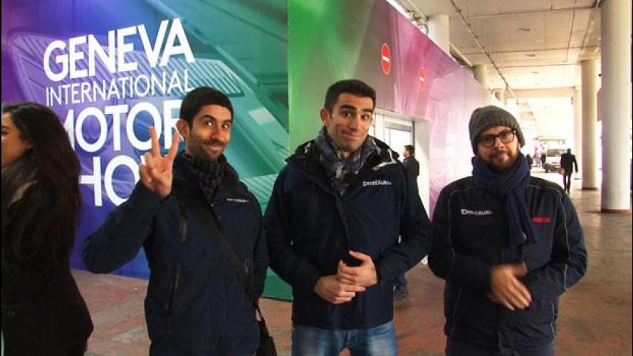Salone di Ginevra 2015, ci siamo!