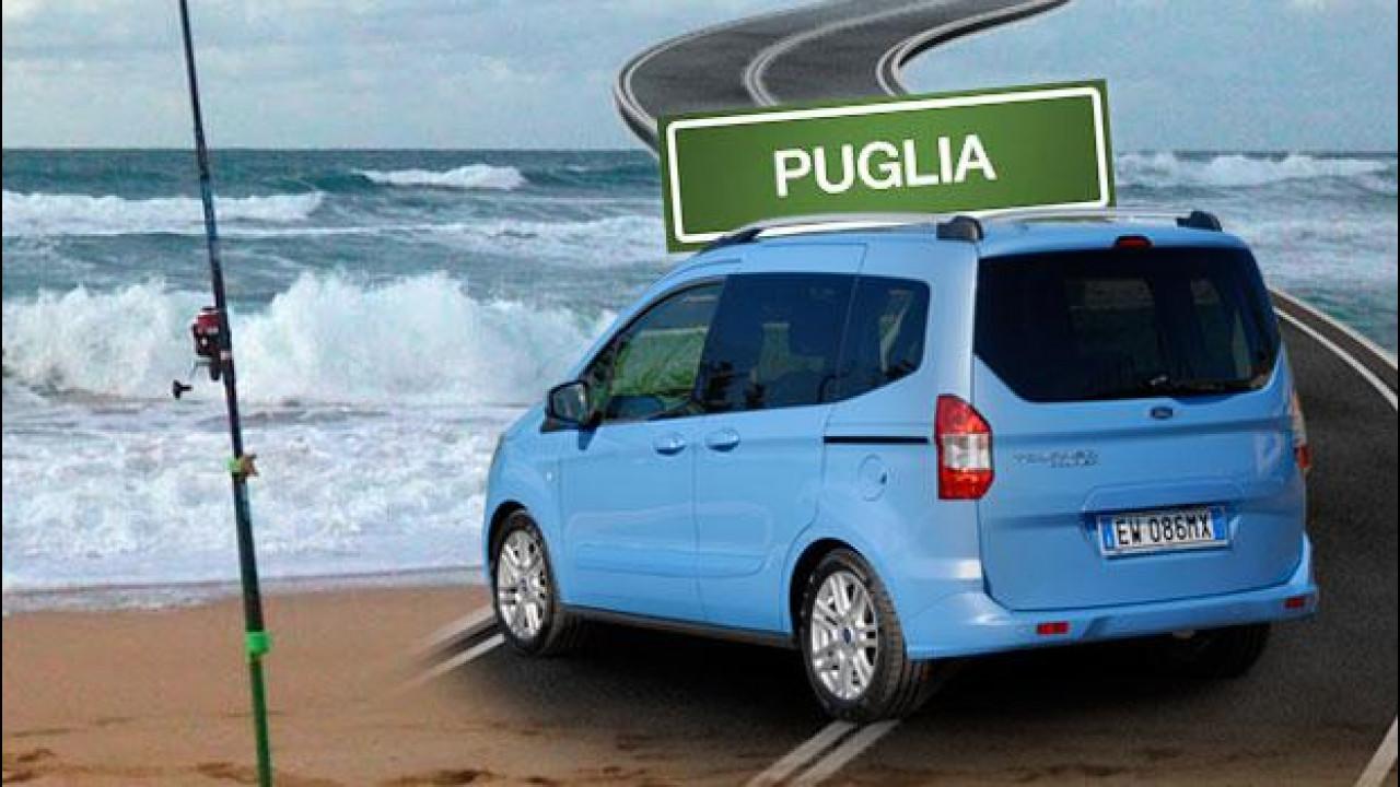 [Copertina] - Arriva il freddo? Andiamo a fare surfcasting in Puglia...