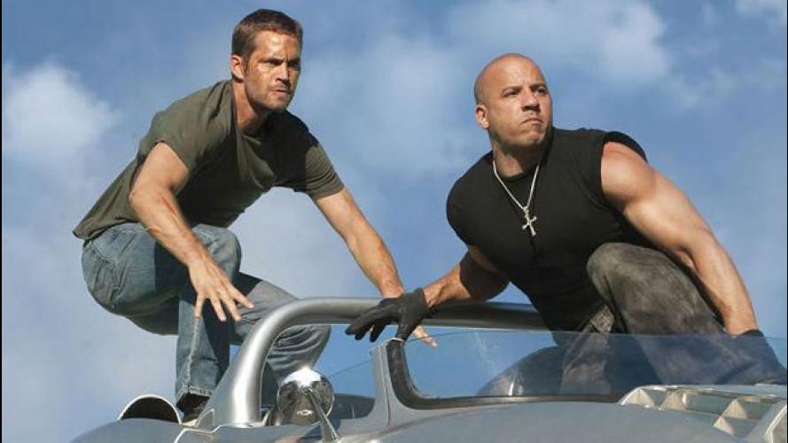 Fast & Furious 7, il conto alla rovescia è iniziato [VIDEO]