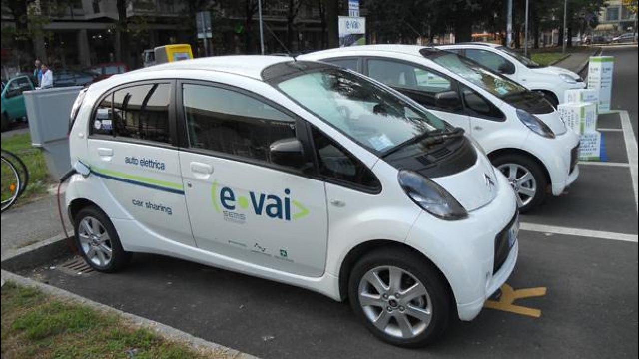 [Copertina] - Car sharing, e-vai arriva a Gallarate