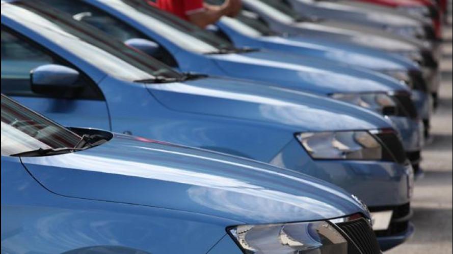 UNRAE: il mercato dell'auto è saturo