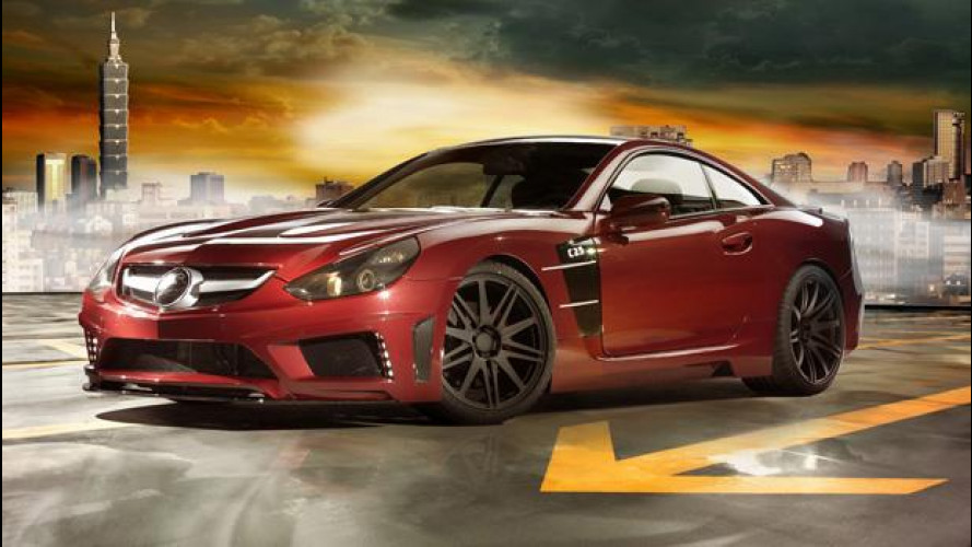 Carlsson C25 Super-GT Limited Edition