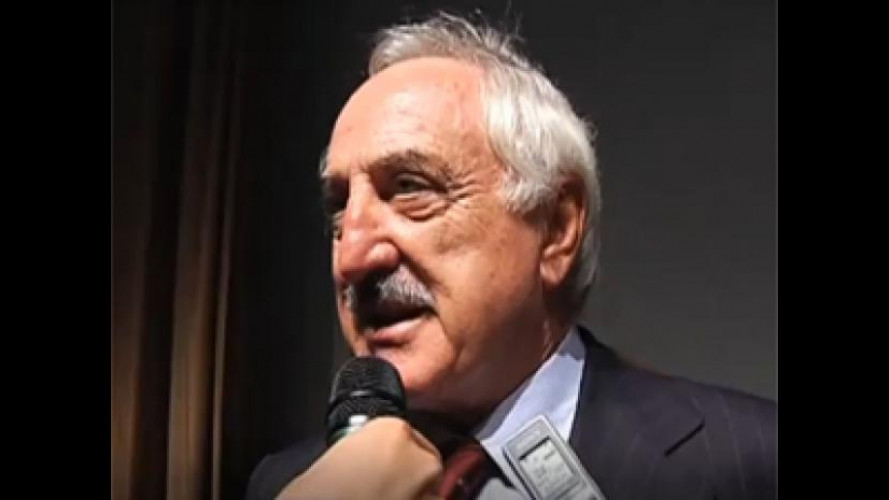 Alberto Bombassei, presidente di Brembo, candidato nella lista di Mario Monti
