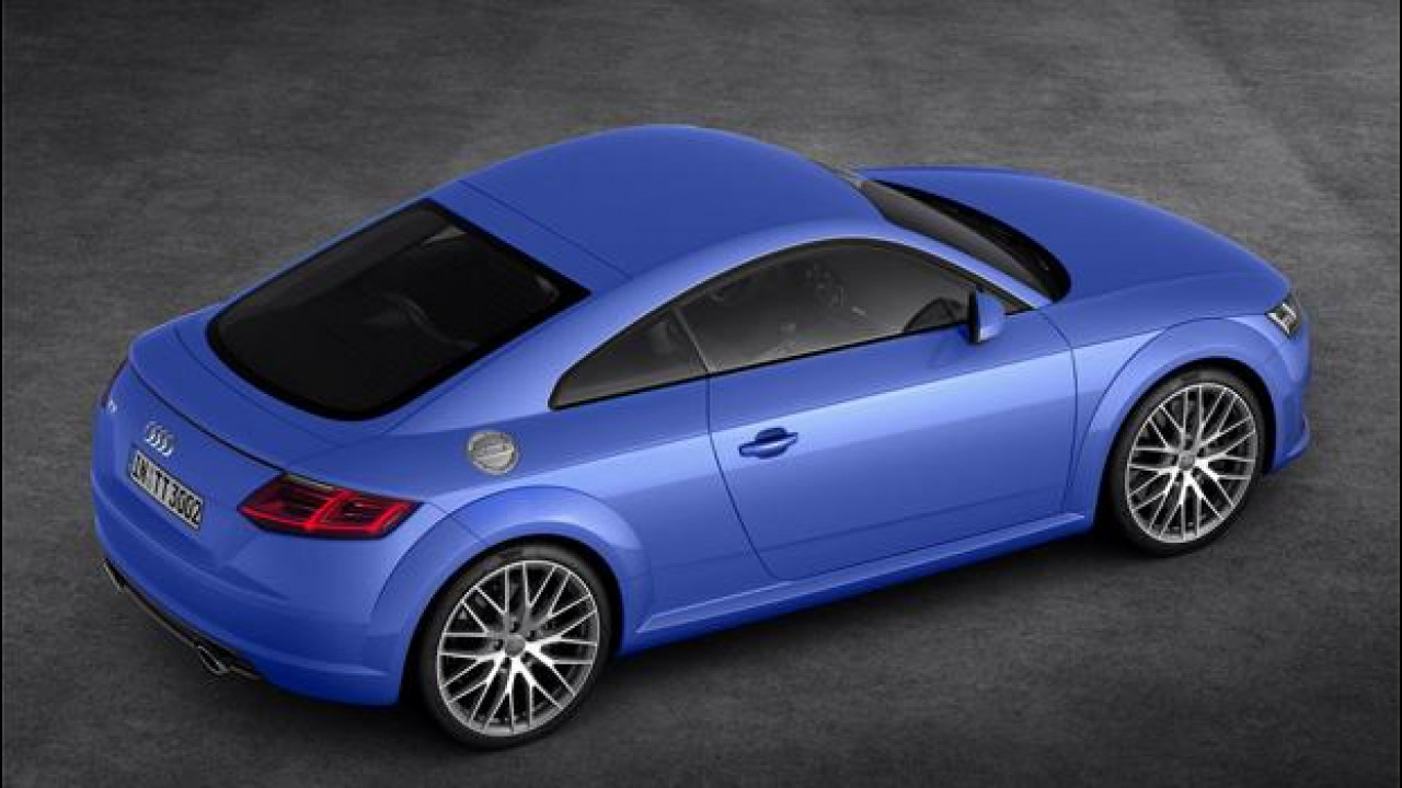[Copertina] - Nuova Audi TT, anche diesel a meno di 41.000 euro